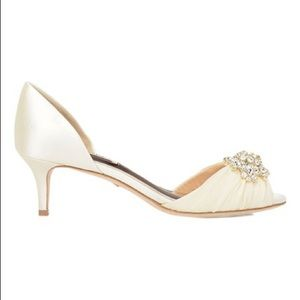 5d694c9427 Badgley Mischka Shoes - Badgley Mischka SABINE EMBELLISHED EVENING SHOE